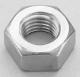 ST/ST A2 HEXAGON FULL NUTS DIN934/BS3692