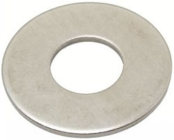 M6 ST/ST A2 FORM C WASHERS