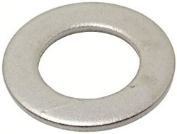 M6 ST/ST A2 DIN 433 WASHERS